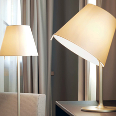 Melampo notte adrien gardere lampe a poser table lamp  artemide 0710020a  design signed 61084 thumb