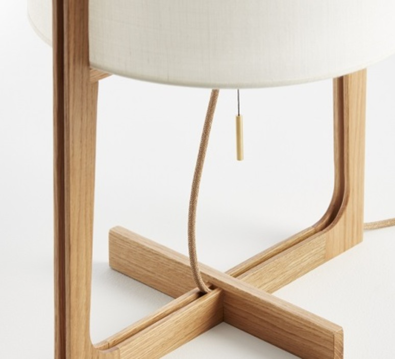 Melina gabriel teixido lampe a poser table lamp  carpyen 5631000  design signed nedgis 69850 product