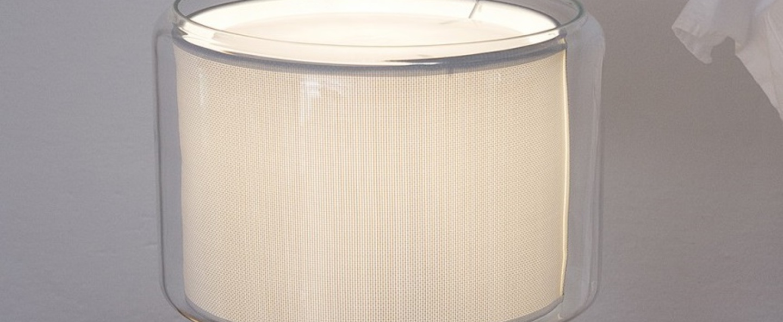 Lampe a poser mercer blanc h25cm marset normal