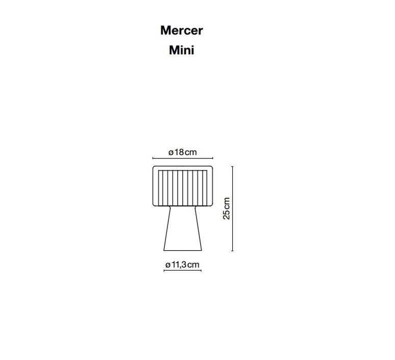 Mercer joan gaspar marset a89 072 luminaire lighting design signed 14068 product