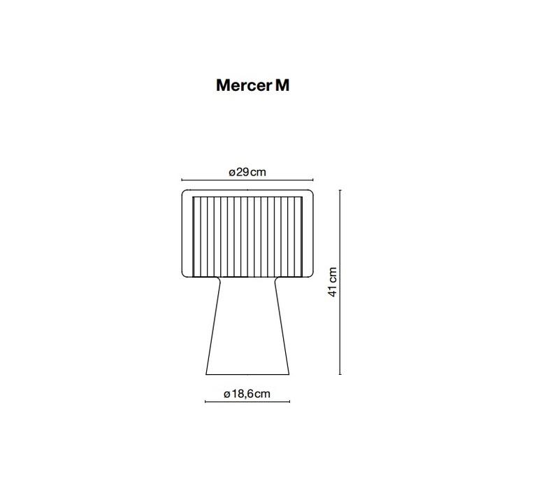Mercer joan gaspar marset a89 071 luminaire lighting design signed 14079 product