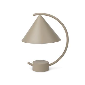Lampe a poser meridian cachemire l20 9 cm h26cm ferm living normal