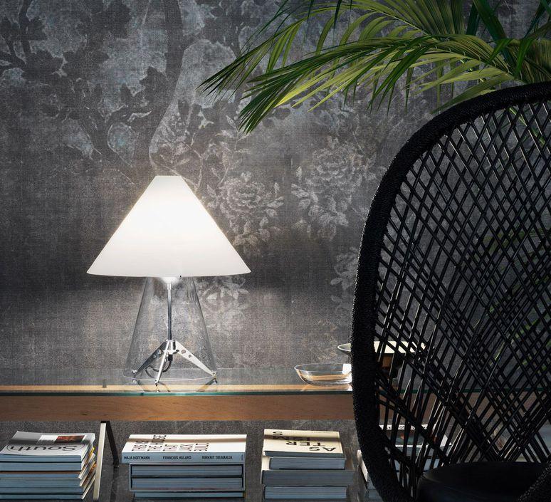 Metafora umberto riva lampe a poser table lamp  fontanaarte 2654  design signed 39314 product