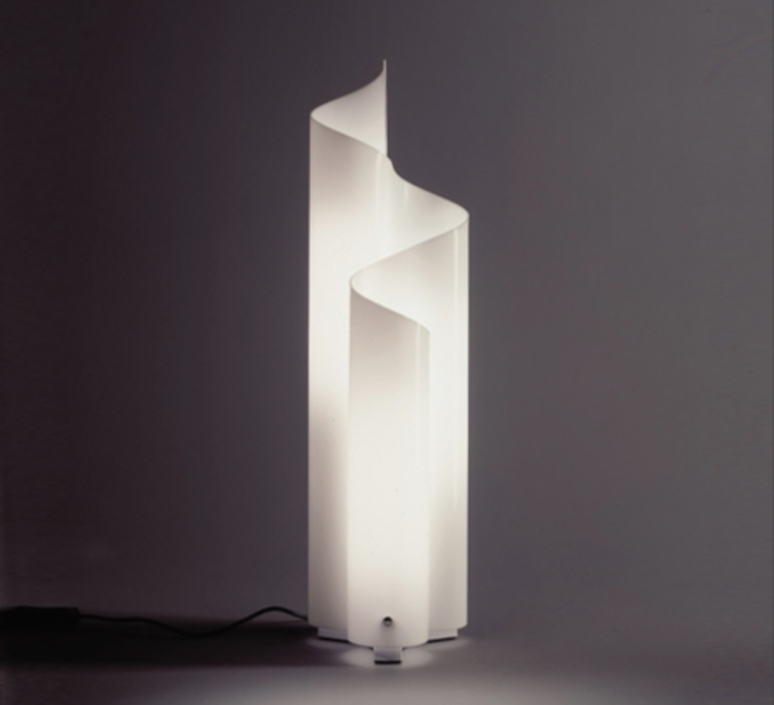 Alfa sergio mazza lampe a poser table lamp  artemide 0026010a  design signed nedgis 75539 product