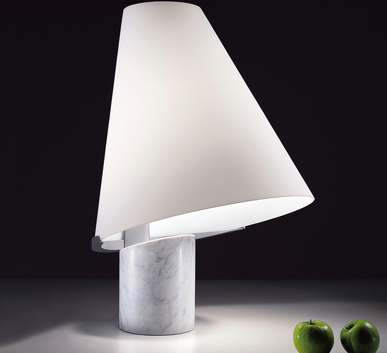 Micene t giusto toso lampe a poser table lamp  leucos 0004038  design signed nedgis 70682 product