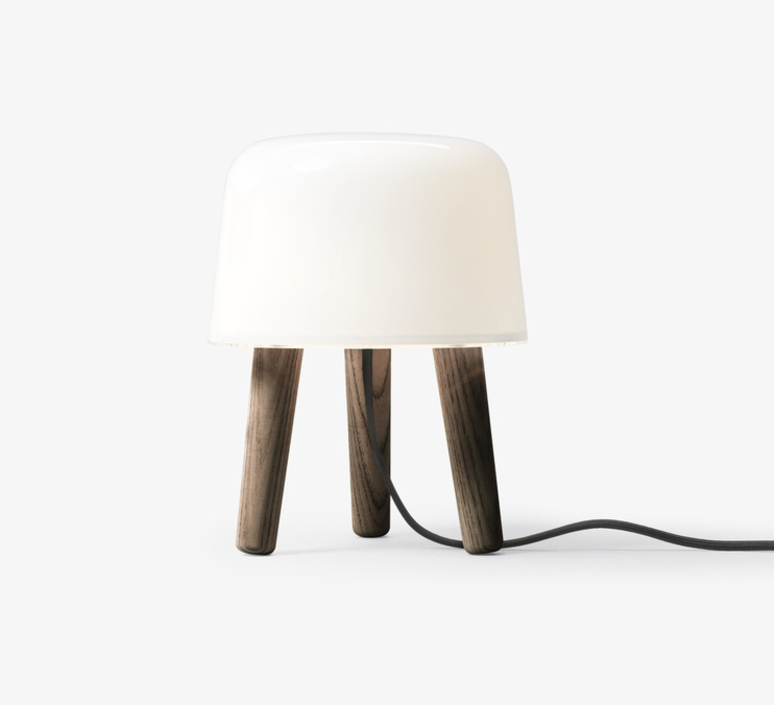 Milk studio norm architects lampe a poser table lamp  andtradition 20403294  design signed 42872 product