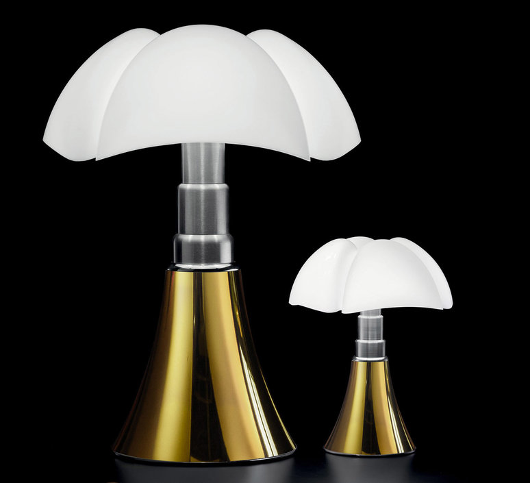 Minipipistrello gae aulenti martinelli luce 620 j t cu luminaire lighting design signed 32566 product