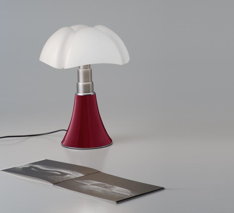 Minipipistrello gae aulenti martinelli luce 620 j t ma luminaire lighting design signed 25524 product