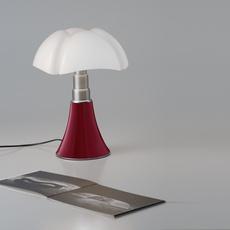 Minipipistrello gae aulenti martinelli luce 620 j t ma luminaire lighting design signed 25524 thumb