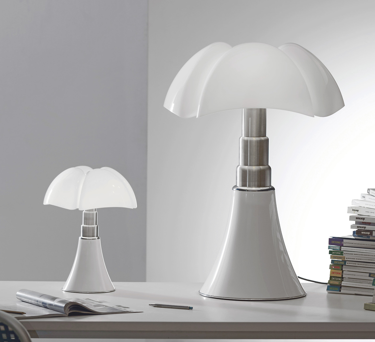 Minipipistrello gae aulenti martinelli luce 620 j t ma luminaire lighting design signed 15592 product
