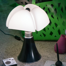 Minipipistrello gae aulenti martinelli luce 620 j t ma luminaire lighting design signed 15594 thumb
