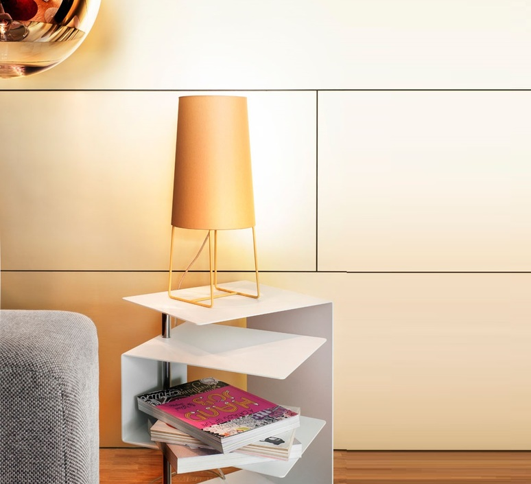 Minisophie felix severin mack fraumaier minisophie moutarde luminaire lighting design signed 16802 product