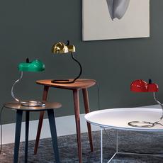 Minitopo joe colombo lampe a poser table lamp  stilnovo 9068  design signed nedgis 119162 thumb
