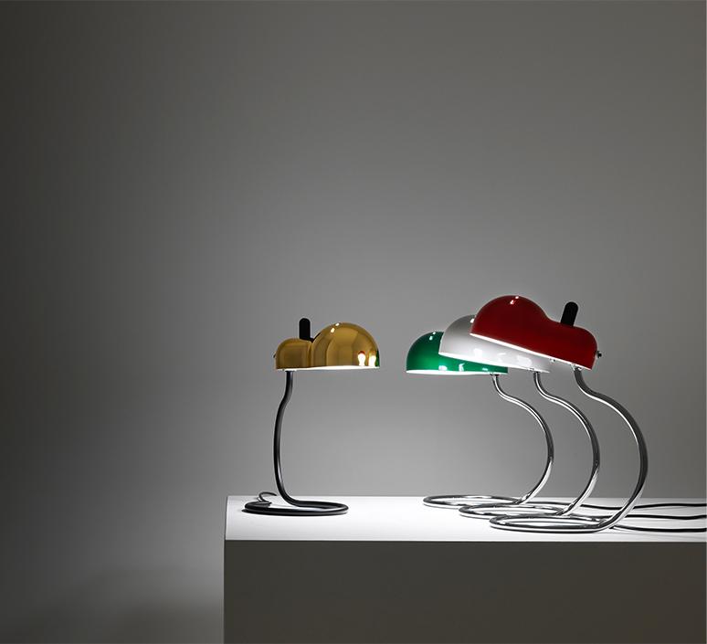 Minitopo joe colombo lampe a poser table lamp  stilnovo 9068  design signed nedgis 119164 product