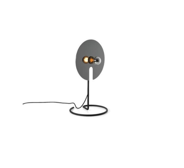 Mirro table 1 0 13 9 design lampe a poser table lamp  wever et ducre 6301e8nb0  design signed nedgis 67390 product