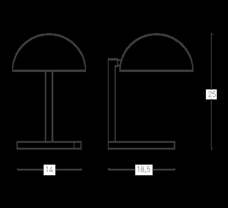Mja jacques adnet lumen center italia mja160 luminaire lighting design signed 14646 product