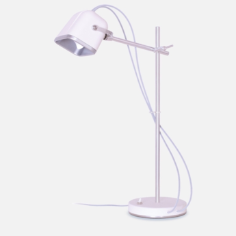 Lampe a poser mob blanc h60cm swabdesign normal