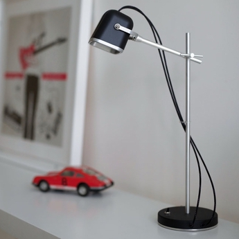 Lampe a poser mob noir h60cm swabdesign normal