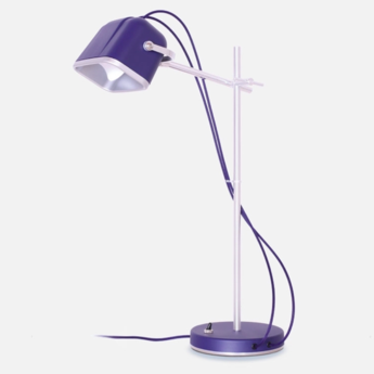 Lampe a poser mob prune o14cm h55cm swabdesign normal