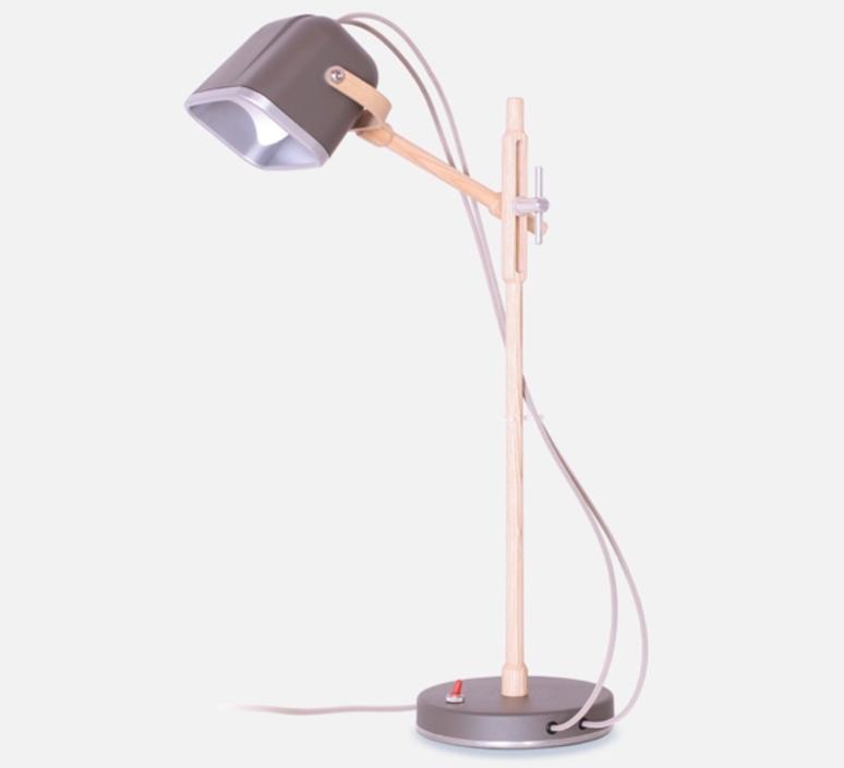Mob wood studio swabdesign lampe a poser table lamp  swabdesign mob 11wogr  design signed 44118 product
