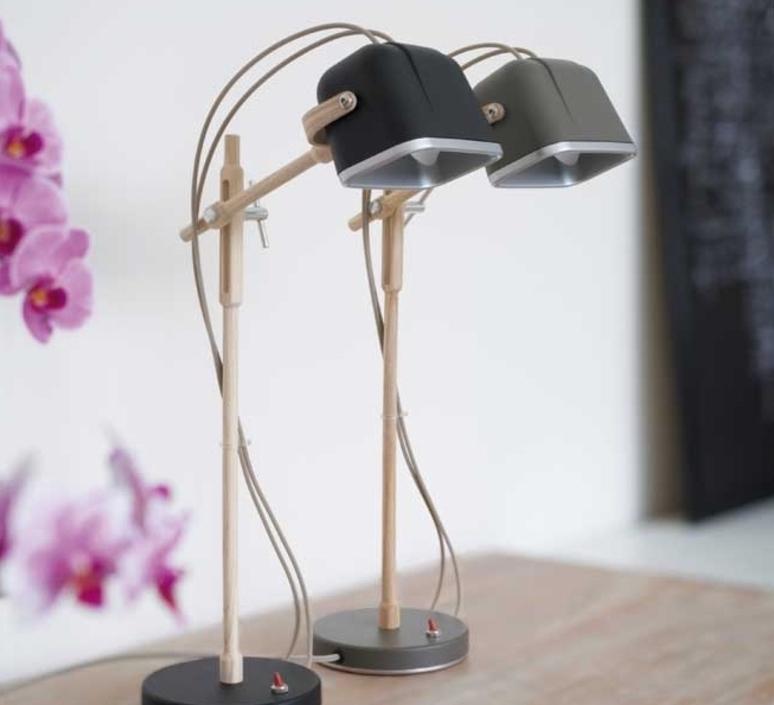 Mob wood studio swabdesign lampe a poser table lamp  swabdesign mob 11wogr  design signed 44120 product