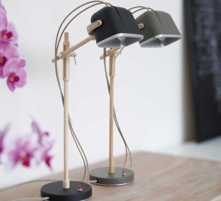 Mob wood studio swabdesign lampe a poser table lamp  swabdesign mob 11wonr  design signed 44116 product