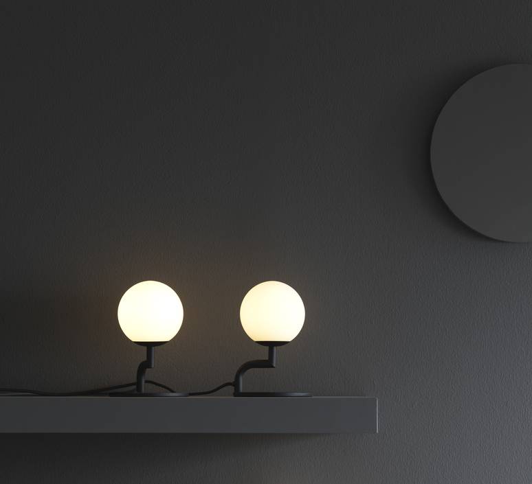 Mobil monika mulder lampe a poser table lamp  pholc 510315  design signed nedgis 90237 product