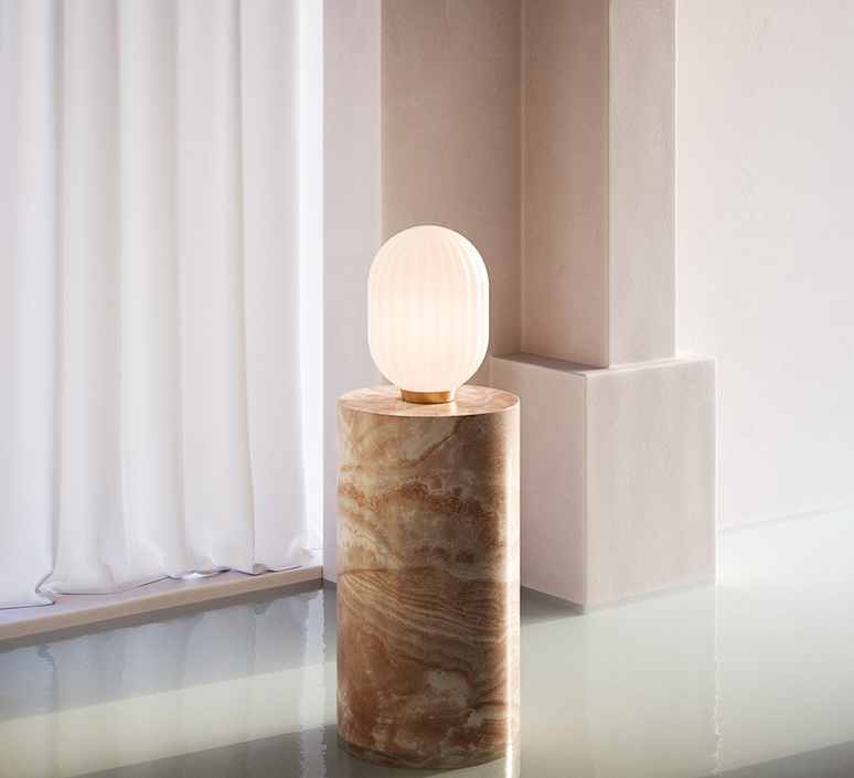 Modeco plus jonas hoejgaard lampe a poser table lamp  nordic tales 110905  design signed nedgis 85111 product