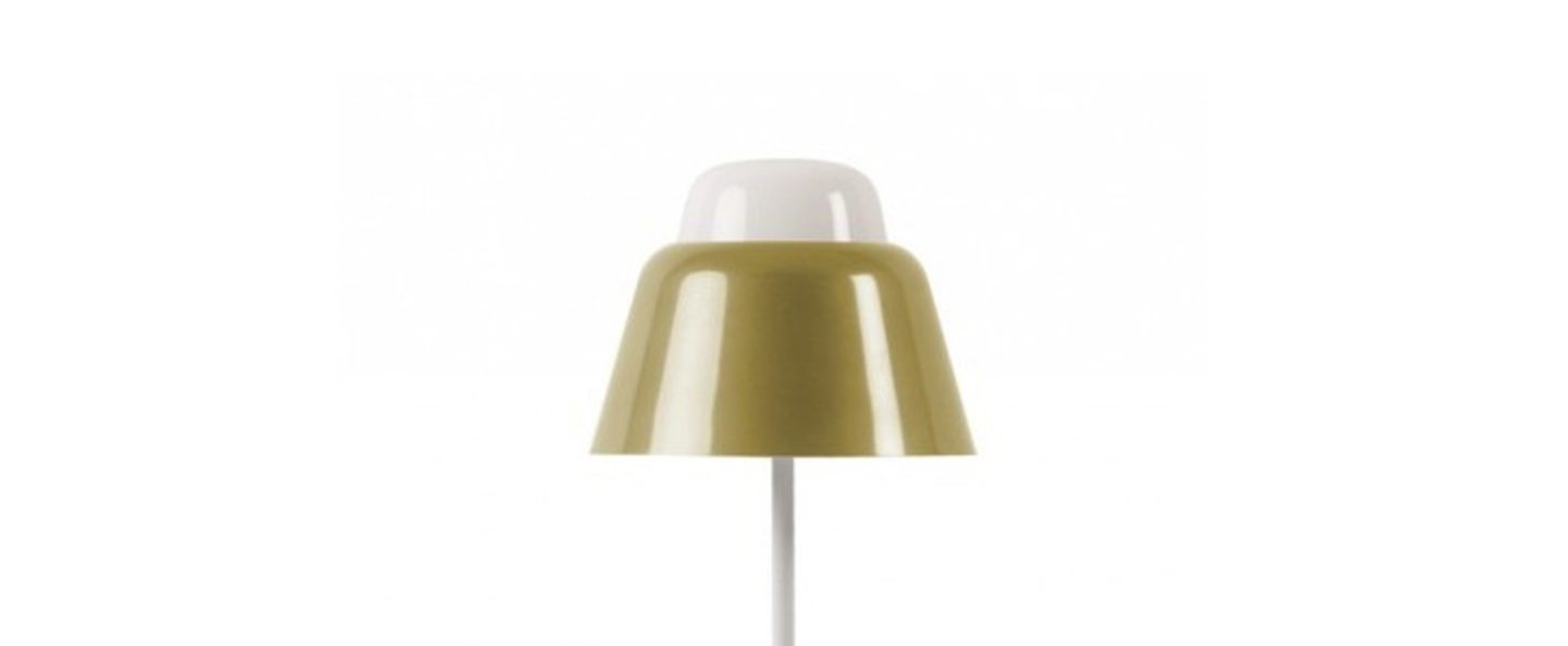 Lampe a poser modu or h47cm o21cm teo normal