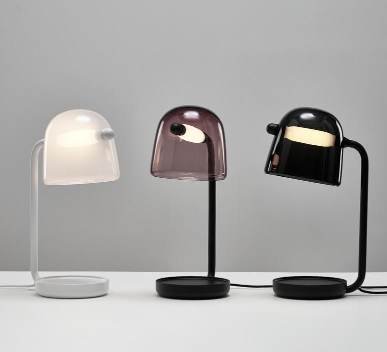 Mona small lucie koldova lampe a poser table lamp  brokis pc950  cgc554  ccs727  cecl519  ceb1986  cedv1462  design signed 50922 product
