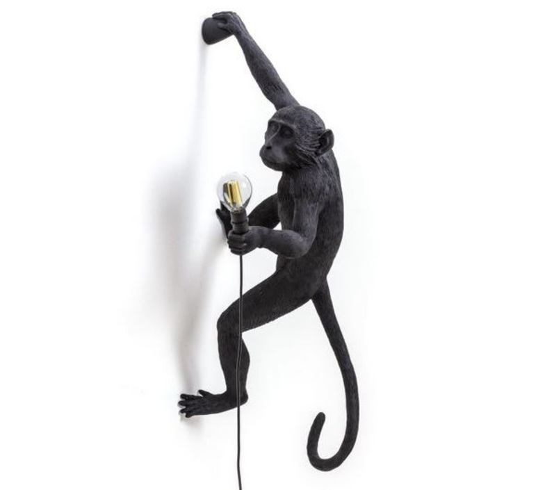 Monkey hanging right marcantonio raimondi malerba lampe a poser table lamp  seletti 14919  design signed nedgis 65774 product