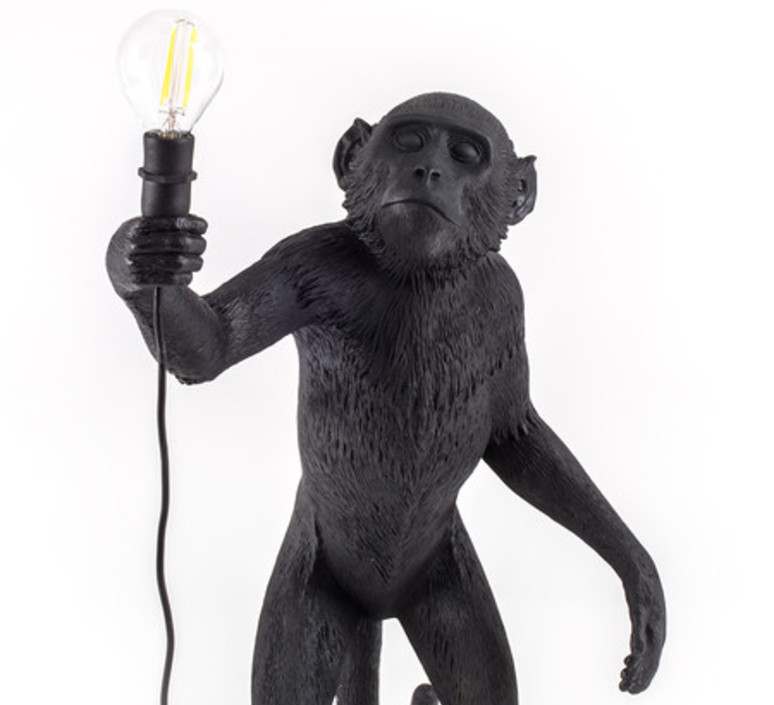 Monkey standing marcantonio raimondi malerba seletti 14880 luminaire lighting design signed 34116 product