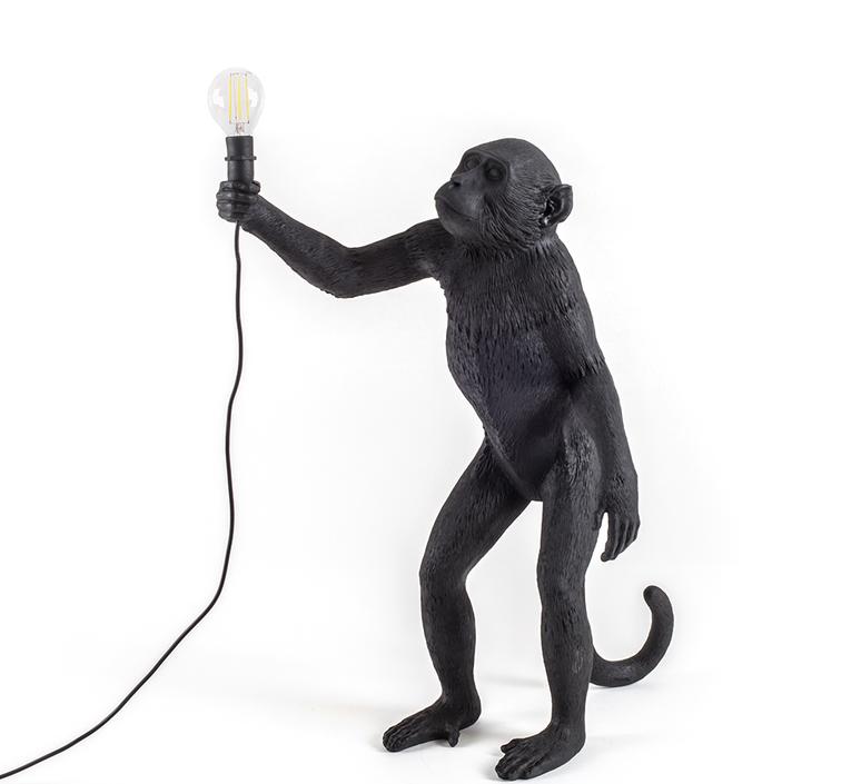 Monkey standing marcantonio raimondi malerba seletti 14880 luminaire lighting design signed 34117 product
