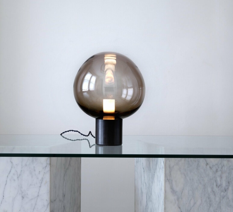 Moon chris et clare turner lampe a poser table lamp  cto lighting cto 03 050 0001  design signed nedgis 121298 product