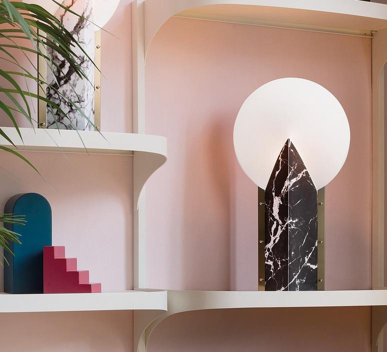 Moon slamp lampe a poser table lamp  slamp moo89tav0000n 000  design signed nedgis 66156 product