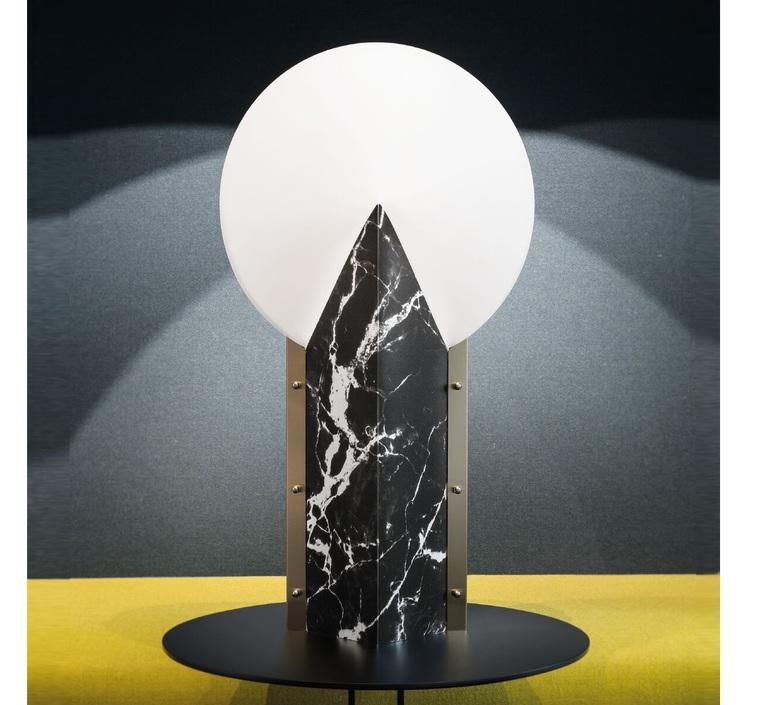 Moon slamp lampe a poser table lamp  slamp moo89tav0000n 000  design signed nedgis 66158 product