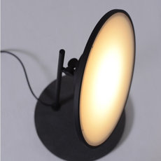 Moons table light nir meiri lampe a poser table lamp  nir meiri moons tablelightmattblack  design signed 56739 thumb