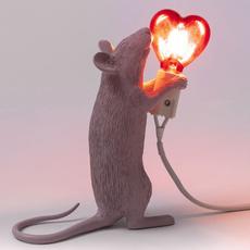 Mouse lamp step standing love edition marcantonio raimondi malerba lampe a poser table lamp  seletti 14884sv  design signed nedgis 97805 thumb