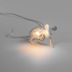 Mouse lie down marcantonio raimondi malerba lampe a poser table lamp  seletti mouse14886  design signed 97824 thumb