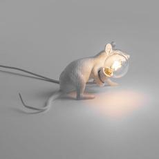 Mouse lie down marcantonio raimondi malerba lampe a poser table lamp  seletti mouse14886  design signed 97825 thumb