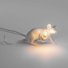 Mouse lie down marcantonio raimondi malerba lampe a poser table lamp  seletti mouse14886  design signed 97826 thumb