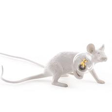 Mouse lie down marcantonio raimondi malerba lampe a poser table lamp  seletti mouse14886  design signed 97827 thumb