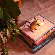 Mouse sitting marcantonio raimondi malerba lampe a poser table lamp  seletti 14942 gld  design signed nedgis 97856 thumb