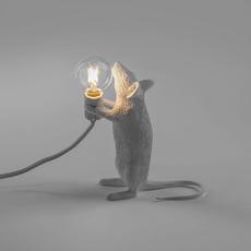 Mouse standing marcantonio raimondi malerba lampe a poser table lamp  seletti mouse14884  design signed 97834 thumb