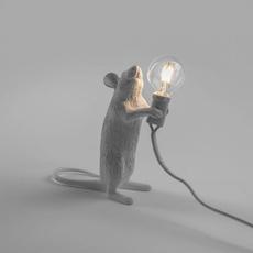 Mouse standing marcantonio raimondi malerba lampe a poser table lamp  seletti mouse14884  design signed 97835 thumb
