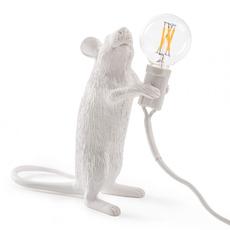 Mouse standing marcantonio raimondi malerba lampe a poser table lamp  seletti mouse14884  design signed 97838 thumb