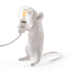 Mouse standing marcantonio raimondi malerba lampe a poser table lamp  seletti mouse14884  design signed 97839 thumb