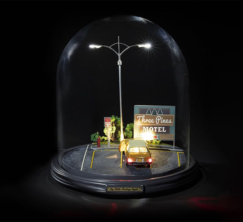 My little friday night  marcantonio raimondi malerba lampe a poser table lamp  seletti 10463  design signed nedgis 97882 product