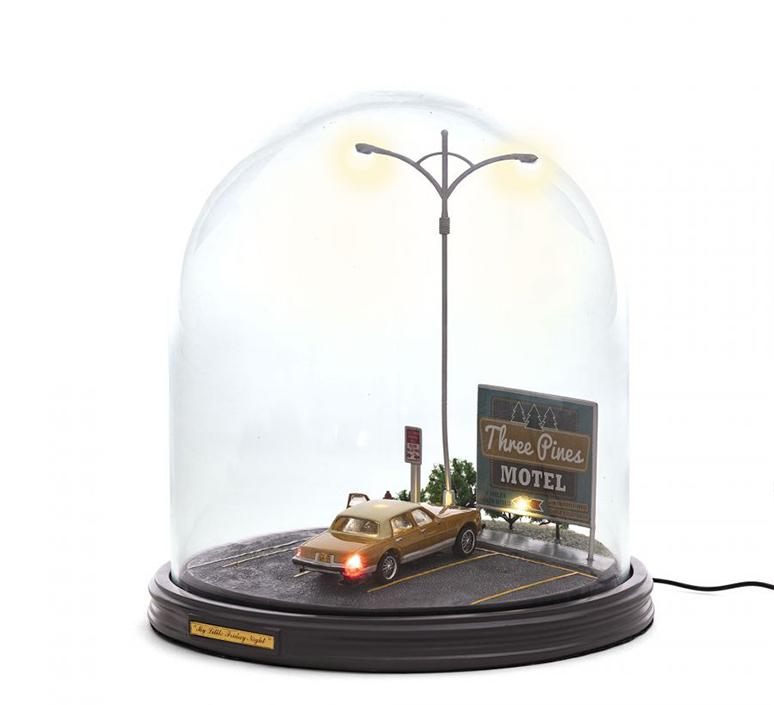 My little friday night  marcantonio raimondi malerba lampe a poser table lamp  seletti 10463  design signed nedgis 97884 product