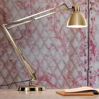 Lampe a poser naska 1 or led l50cm h50cm fontana arte normal